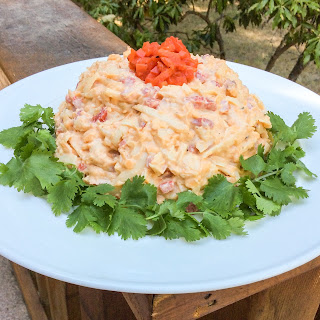 Mr. Willoughby's Coral Knob (Pimento Cheese)