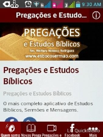 Pregações Bíblicas