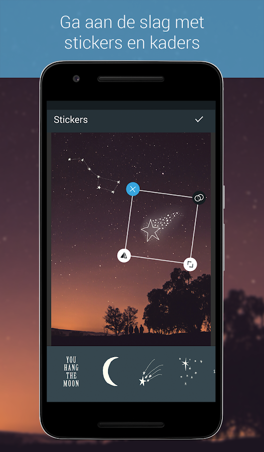 Photo Editor von Aviary – Screenshot