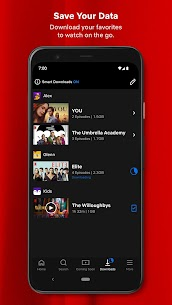 Netflix MOD APK (Premium Version) for Android 3