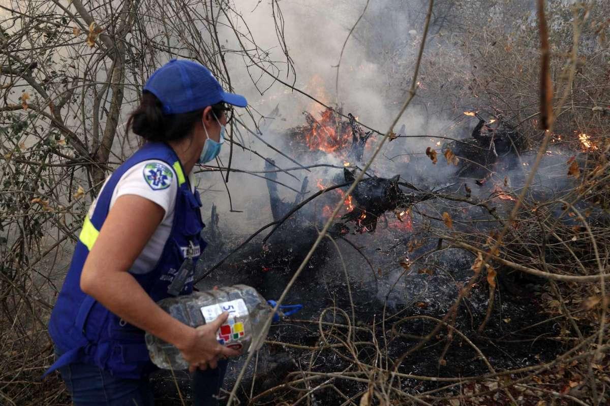 ¡Bolivia también se quema! Olvidamos que el Amazonas es parte de otros países