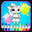 Jojo Siwa Coloring Book APK
