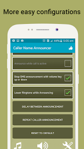Caller Name Announcer - Free screenshot 3