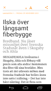 Laholms Tidning - náhled