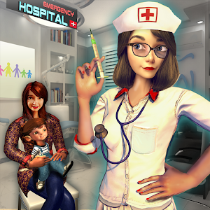ER Emergency Hospital : Virtual Family Doctor Game