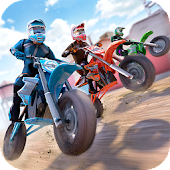 Free Motor Bike Racing - Fast Offroad Driving Game