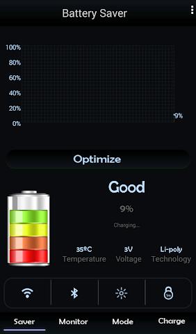 android Increase Battery Life : Saver Screenshot 0