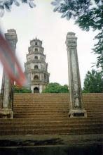 Photo: tháp Phước Duyên - chùa Thiên Mụ