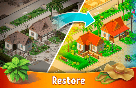 Hidden Resort Mod Apk 0.9.19 (Unlimited Stars, Coins, Lives) 10