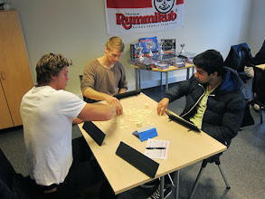 Photo: Første runde
