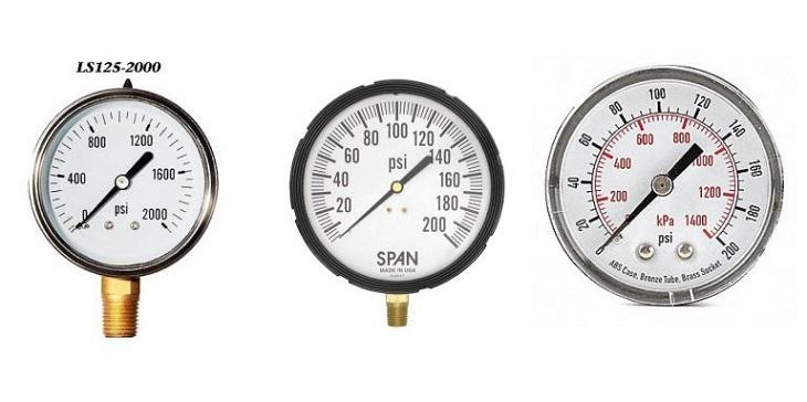 Các đơn vị đo áp suất phổ biến hiện nay và ứng dụng của chúng