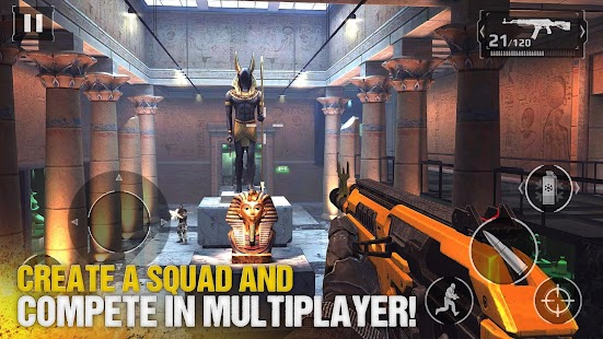Modern Combat 5 eSports FPS Android Apk