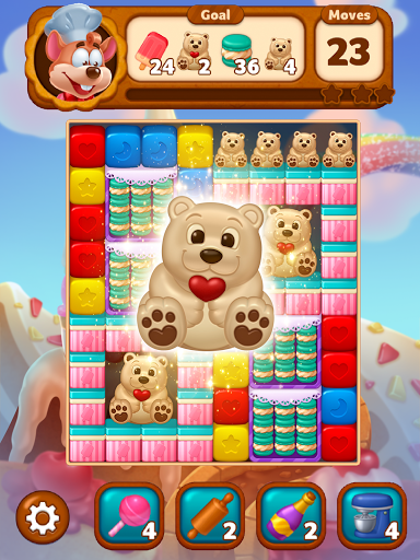 Sweet Blast: Cookie Land filehippodl screenshot 12