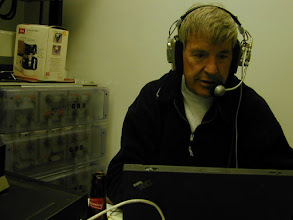 Photo: W4OV VHF contest 2007  w4ov