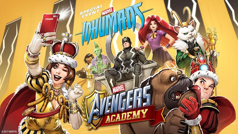 MARVEL Avengers Academy v1.20.0 (Mod)