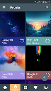 Wallify - 4k, HD Wallpapers & backgrounds Screenshot