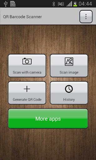 Barcode Scanner Apk 1