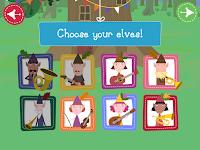 screenshot of Ben & Holly: Elf & Fairy Party