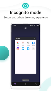 Mint Browser – Video download, Fast, Light, Secure  Apk Latest Version Download For Android 4