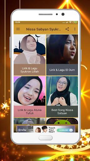 download lagu nissa sabyan alhamdulillah wa syukurillah lirik