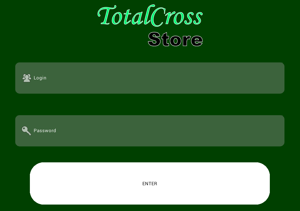 TotalCross Store UI Sample- screenshot