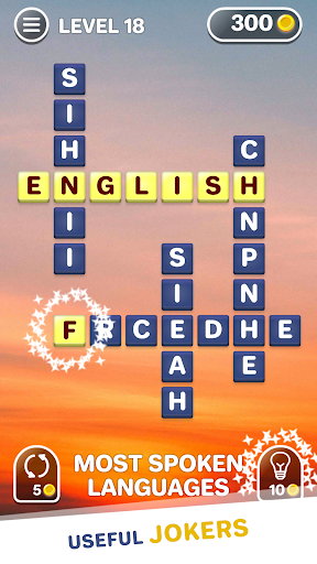 Another Word - Cross & letters apkmind screenshots 3