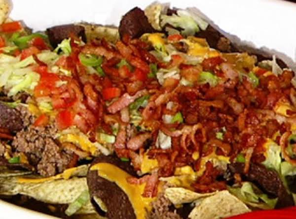 Clinton Kelly's Texas Nachos Recipe