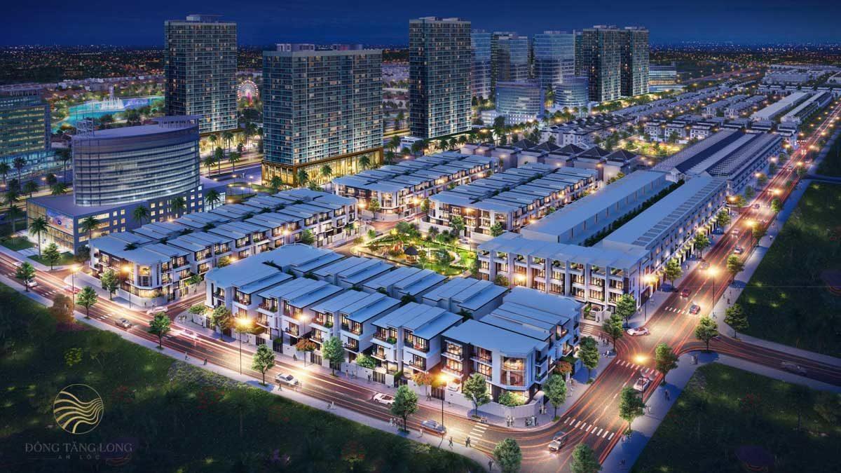 Đông Tăng Long dự án bất động sản chất lượng được quan tâm nhất hiện nay