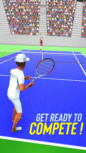 Tennis Fever 3D: Free Sports Games 2020 android2mod screenshots 7