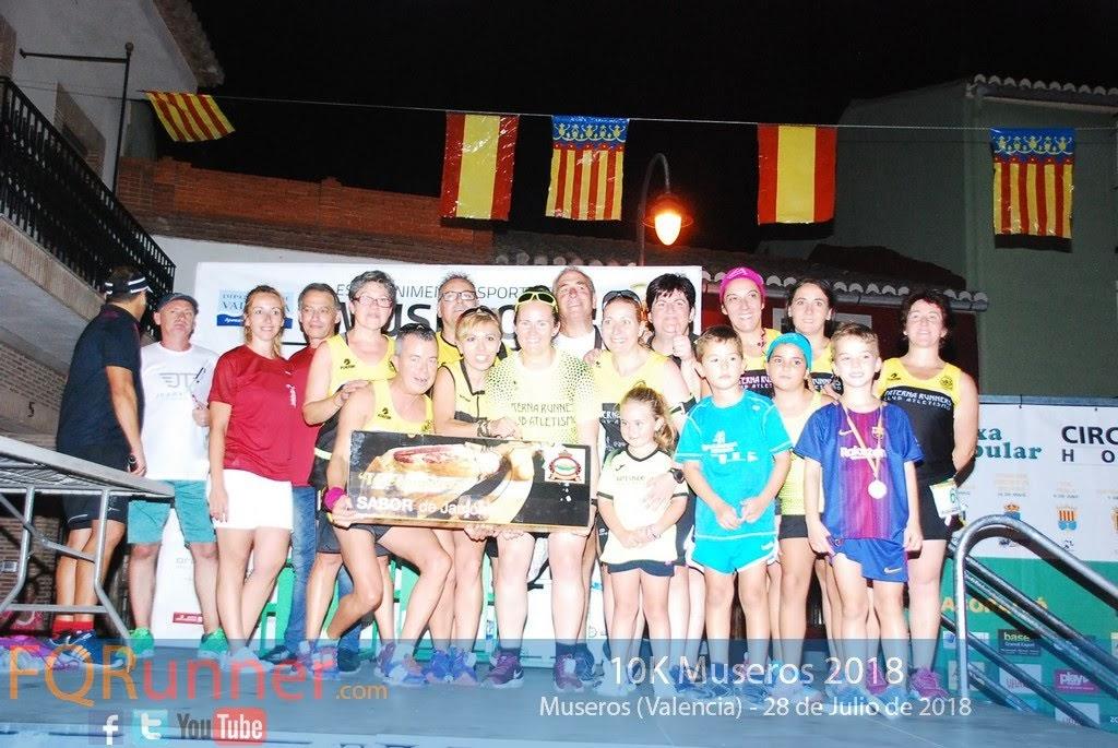 Oreo Paterna Runners.