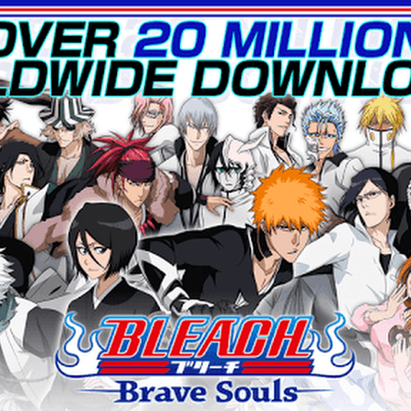 Bleach Brave Souls v5.1.1 [Mod] Apk Mod + Data