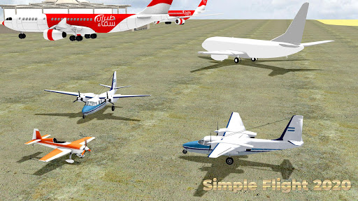 Flight Simulator Simple Flight 2020 Airplane android2mod screenshots 6
