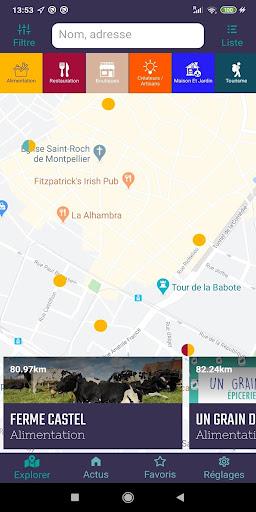 Green et local screenshot 4