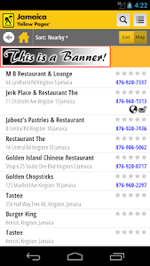 Jamaica Yellow Pages screenshot 4