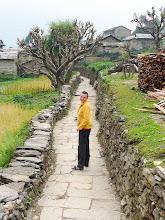 Photo: Ghandruk gilt als eines der schönsten Dörfer in Nepal