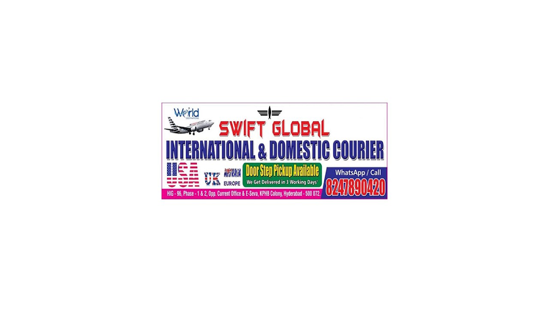 Swift Global International Courier Services - Courier Service in