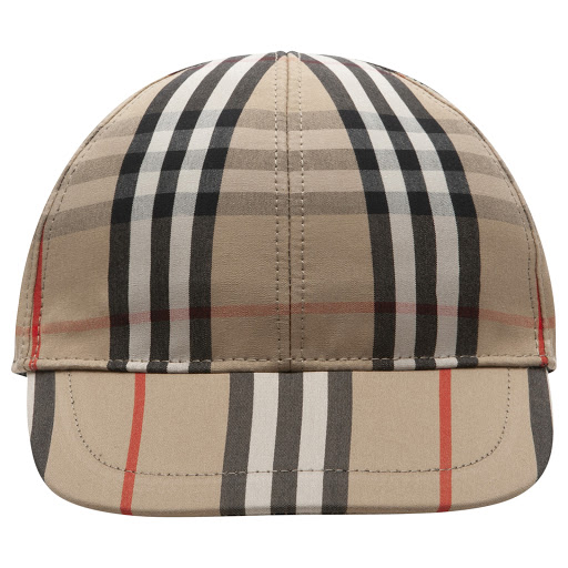 Primary image of Burberry Checked Cap