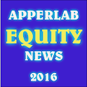 APPERLAB EQUITY NEWS 2016 icon
