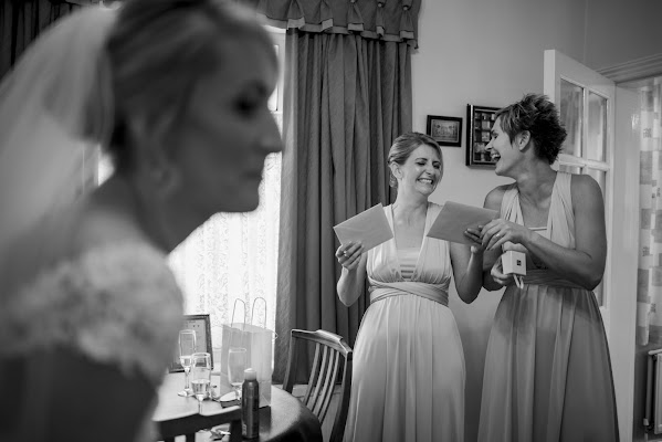 Wedding photographer Lee Allison (LeeAllison). Photo of 21.12.2016