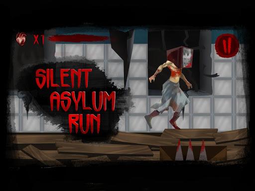 Silent Asylum Run