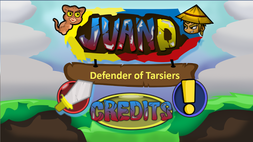 JuanD : Defender of Tarsiers