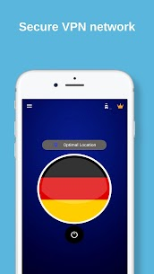Germany VPN – Unlimited Free & Fast Security Proxy App Download For Android 2