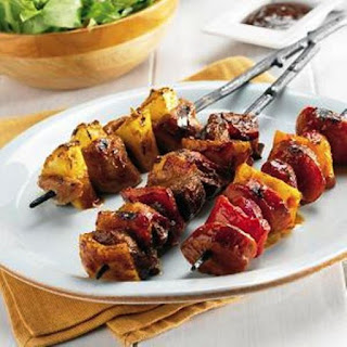 Sizzlin' Chicken Kabobs