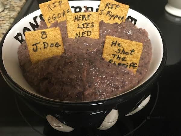 Black Bean Spread Recipe