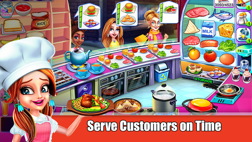Cooking Express : Star Restaurant Cooking Games  screenshots 22