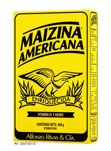 Maizina Americana 400Gr