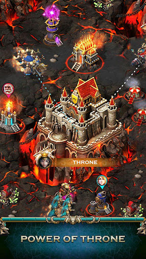 WarStorm: Clash of Heroes screenshot