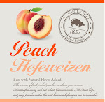 Whole Hog Peach Hefeweizen