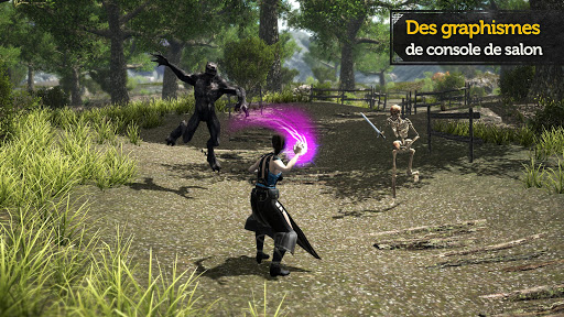 Evil Lands: Online Action RPG  captures d'u00e9cran 1