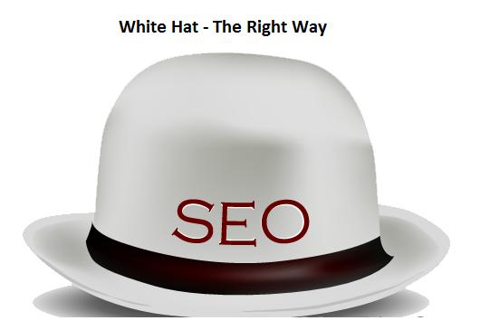 SEO mũ trắng là phương pháp SEO trường tồn dù google thay đổi thuật toán